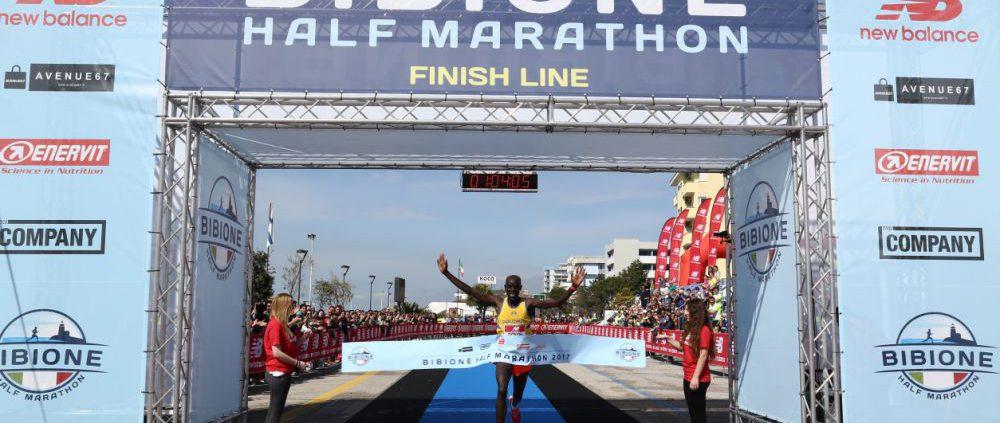 Bibione half marathon 2018